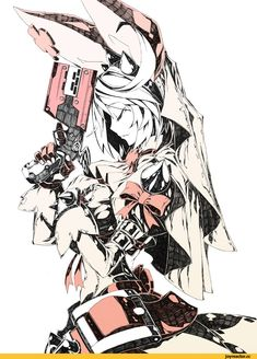 Game Character, Character Concept, Concept Art, Character Design, Persona Anime, Guilty Gear Xrd, Gamers Anime, Gear Art, Valentines Art