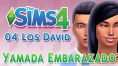 Los Sims 4 ¿Quedamos? 04 LOS DAVID ♥YAMADA EMBARAZADO !!♥tesasims♥