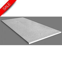 Truestone Rectangular Shower Tray 25mm thick 1400 x 800mm