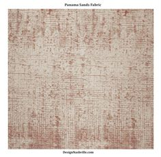 Panama Sands Fabric. sophisticated home decorating fabrics