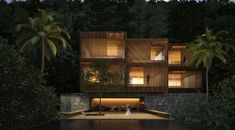 Related image Amazing Architecture, Architecture Details, Modern Architecture, Studio Mk27, Santa Teresa, Modern House Design, Home Fashion, Hotels And Resorts, Creative Design
