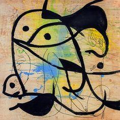 Joan Miró – Cabeça – 1979