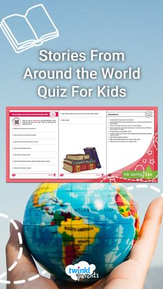 Looking for ways to help your child with their homework? Simply download this handy questions and answer sheet. Encourage your child to read the Stories from Other Cultures Homework Help guide (accesible using the QR code) before they take the quiz then check their score using the answer sheet at the end. Follow the link to download this quiz today!