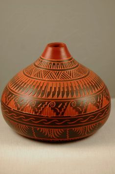 Navajo Pottery.  American SW