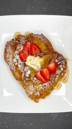 Gourmet Breakfast, Vegetarian Breakfast, Sweet Breakfast, Breakfast Dessert, Dessert For Dinner, Vegan Breakfast Recipes, Vegan Recipes, Cooking Recipes, Easy Homemade Snacks
