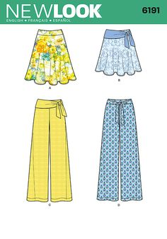 """misses' semi-circular skirt and flared pants have contoured waistband and side   zipper. skirt in two lengths has optional built-in sash. pants have built-in sash or separate tie   belt.<br><br><img src=""""skins/skin_1/images/icon-printer.gif"""" alt=""""printable pattern"""" /><a href=""""#""""   onclick=""""toggle_visibility('foo');"""">printable pattern terms of sale</a><div id=""""foo"""" style=""""display:none; margin-  top: 20px;"""">digital patterns are tiled and labeled so you can print and assemble in the comfort of…"""