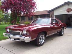 1973 Chevrolet Monte Carlo review - http://carswithmuscles.com/1973-chevrolet-monte-carlo-review/