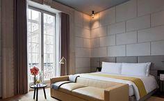 Bedroom at Cafe Royal