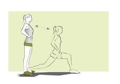 Ausfallschritt / Lunge #sportboxx #bwe #exercise #ausfallschritt #lunge #functional #fitness #training Lunge, Exercises, Fitness, Exercise Routines, Excercise, Work Outs, Workout