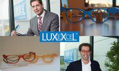 Gafas impresas en 3D de LUXeXceL