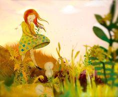 Цветы отпуске - Элли Маккей