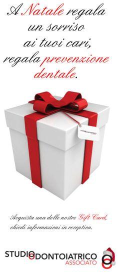 A Natale regala prevenzione dentale