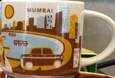 Mumbai, India | YOU ARE HERE SERIES | Starbucks City Mugs