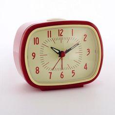 Alarm Clock Red | dotcomgiftshop