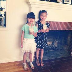 Violette Faye & Kiana Berlyn via LilStylers