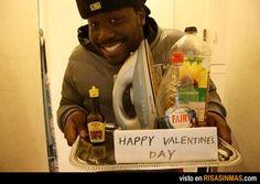 Cómo NO felicitar San Valentín.