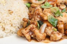 Slow Cooker Cashew Chicken | Stretcher.com - Enjoy this fabulous slow cooker recipe for cashew chicken