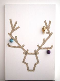 Creative Christmas decorating #crafts