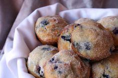 Breakfast : Bread : Blueberry Lemon Muffins