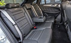 Отмечаем сходство кроссоверов Mercedes-Benz GLE и GLE Coupe