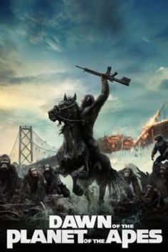 Dawn of the Planet of the Apes(2014) Movies