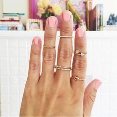 LC Lauren Conrad for Kohl's Rings | Jewels | Pinterest | Women's ...