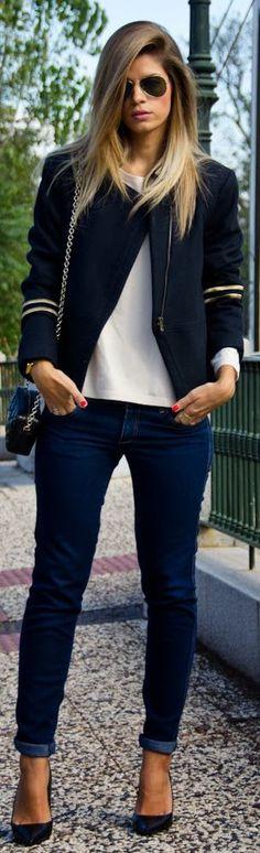 Jacket by Ms Treinta