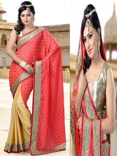 In India Saree has been the major choice of wearing clothing for decades. Online Saree buying is now an extremely powerful craze among the individuals of our country. For more collection of sarees you can visit: http://www.kalazone.in/sarees.html