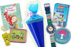 Geschenke für die Schultüte