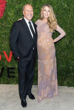 Blake Lively : sa première apparition enceinte sur le tapis rouge