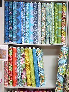 Cameo 24 Fat Quarters Quilt Fabric Bundle by Amy Butler Westminister Fibers | eBay
