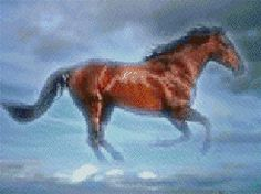 dream horse (many more horse charts on this site)