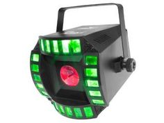 Chauvet Cubix 2.0 Multicolored Dual LED DMX Effect