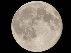 フリー写真, 風景, 自然, 月, 満月, 天体, 夜空,