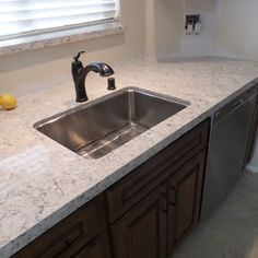 LG Viatera Quartz Aria   Clean Cut Stone, West Hills CA