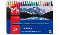 This set contains 30 brilliant Caran D'ache Fibralo fibre tipped pen colours with ventilated caps and coloured barrels for ease of colour recognition. Writing Correction, Caran D'ache, Watercolor Effects, Metal Box, Pen Sets, Writing Instruments, Artist Painting, Ink Color, 30