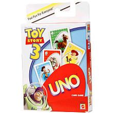 Toy Story Uno is awesome, everyone loves it. This version has a new element to the game.