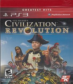 Sid Meiers Civilization Revolution  Playstation 3 *** Check out this great product. Note:It is Affiliate Link to Amazon.