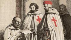 Der Schatz der Templer Im Jahr 1307 wurden die reichen Tempelritter dem französischen König Philip IV. zu mächtig. Er ließ ihre Anführer verhaften und ermorden. Doch wo war das Vermögen? In den Ordenshäusern fanden Philips Männer keine großen Reichtümer. Seitdem hält sich der Mythos, die Ritter hätten den Schatz versteckt. Schatzsucher vermuteten ihn in Israel, in Schottland und auf der kanadischen Insel Oak Island.
