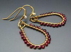 Marina Shafran handmade jewelry