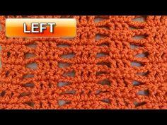 Meladoras Creations |   Simple Beginner Stitch – Free Crochet Pattern