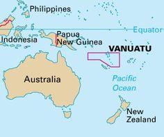 Location Of Fiji Islands | Fiji Islands Map, Fiji Map | Our World ...