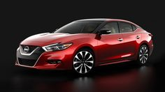 2016 Nissan Maxima:OFFICIAL