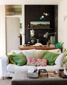Ingrid's eclectic cottage in Sydney - IKEA