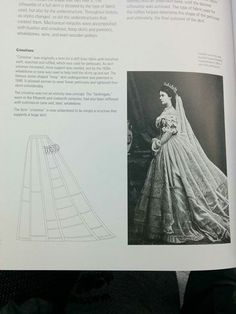 This photo references 15th and 16th century fashion, giving insight into the history of fashion. For this alone, I feel that it is worth saving. However, this photo also explains how farthingales were used before crinolines, and how crinolines revolutionized the way women dress by making their dresses lighter. The crinoline could achieve the shape and structure while minimizing the weight of many layers of fabric.