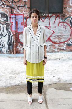 Мода и стиль: Стильный тандем: брюки+юбка в коллекциях весна-лето 2016