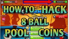 How to hack 8 ball pool Coins with Cheat engine 6.6 Working 100% 2018