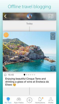 journi - Offline travel journal