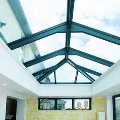 Anthracite Grey Orangery Roof