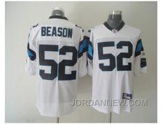http://www.jordannew.com/nfl-carolina-panthers-52-beason-white-authentic.html NFL CAROLINA PANTHERS #52 BEASON WHITE AUTHENTIC Only $19.00 , Free Shipping!